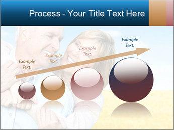 Happy Senior PowerPoint Template - Slide 87