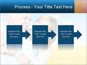 Happy Senior PowerPoint Template - Slide 88
