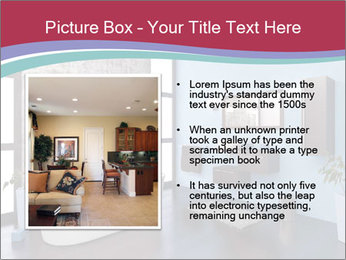 Modeling and rendering PowerPoint Template - Slide 13