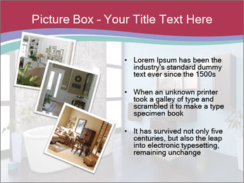 Modeling and rendering PowerPoint Template - Slide 17