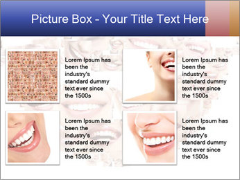Smile collage PowerPoint Template - Slide 14