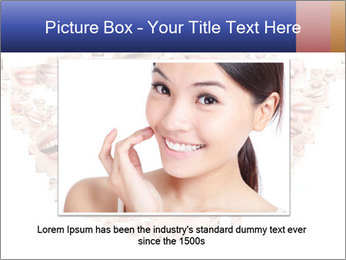 Smile collage PowerPoint Template - Slide 15