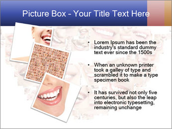 Smile collage PowerPoint Template - Slide 17