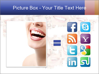 Smile collage PowerPoint Template - Slide 21