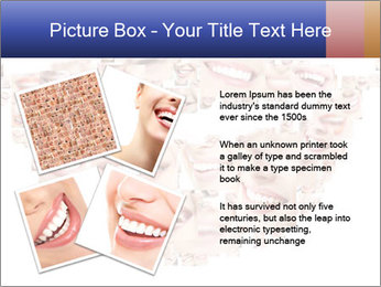 Smile collage PowerPoint Template - Slide 23