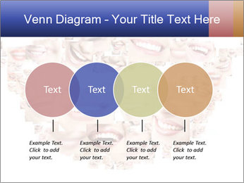Smile collage PowerPoint Template - Slide 32