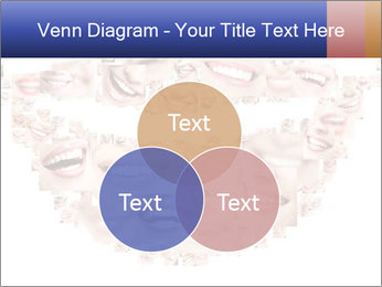 Smile collage PowerPoint Template - Slide 33