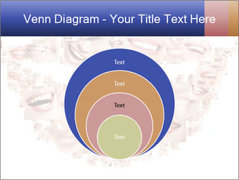 Smile collage PowerPoint Template - Slide 34