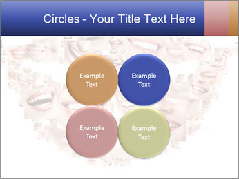 Smile collage PowerPoint Template - Slide 38