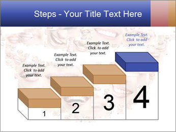 Smile collage PowerPoint Template - Slide 64
