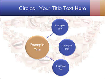 Smile collage PowerPoint Template - Slide 79