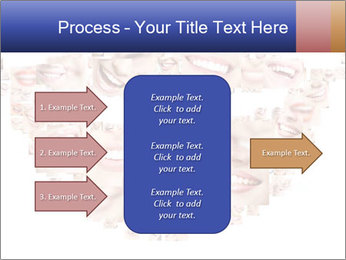 Smile collage PowerPoint Template - Slide 85