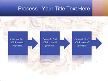 Smile collage PowerPoint Template - Slide 88