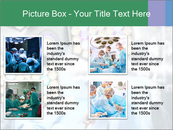 Medical lamp PowerPoint Template - Slide 14