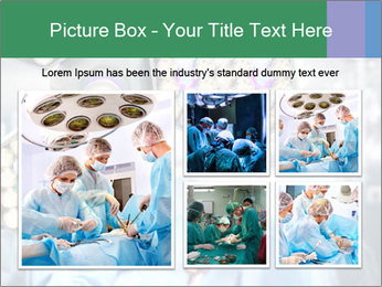 Medical lamp PowerPoint Template - Slide 19