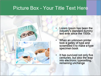 Medical lamp PowerPoint Template - Slide 20