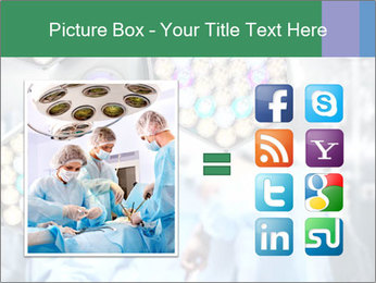 Medical lamp PowerPoint Template - Slide 21