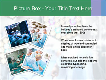 Medical lamp PowerPoint Template - Slide 23