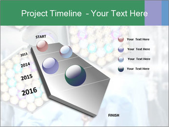 Medical lamp PowerPoint Template - Slide 26