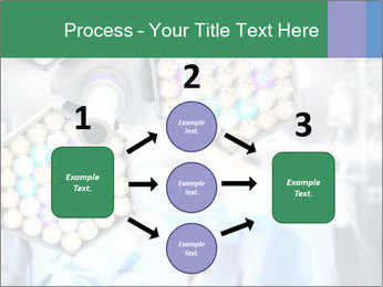 Medical lamp PowerPoint Template - Slide 92