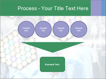 Medical lamp PowerPoint Template - Slide 93