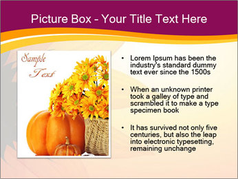 Sunflower PowerPoint Template - Slide 13