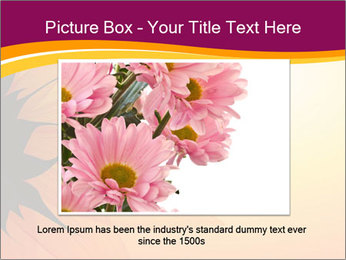 Sunflower PowerPoint Template - Slide 16