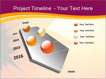 Sunflower PowerPoint Template - Slide 26