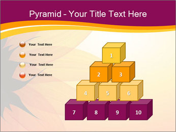 Sunflower PowerPoint Template - Slide 31