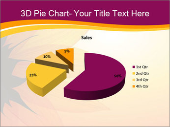 Sunflower PowerPoint Template - Slide 35