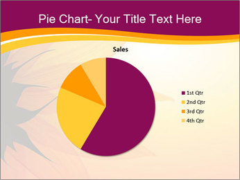 Sunflower PowerPoint Template - Slide 36