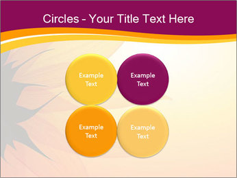 Sunflower PowerPoint Template - Slide 38