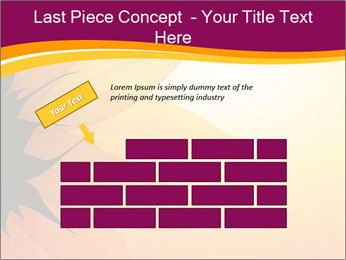 Sunflower PowerPoint Template - Slide 46