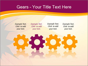 Sunflower PowerPoint Template - Slide 48
