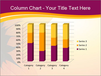 Sunflower PowerPoint Template - Slide 50