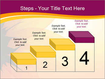 Sunflower PowerPoint Template - Slide 64