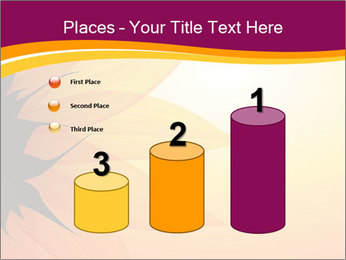 Sunflower PowerPoint Template - Slide 65