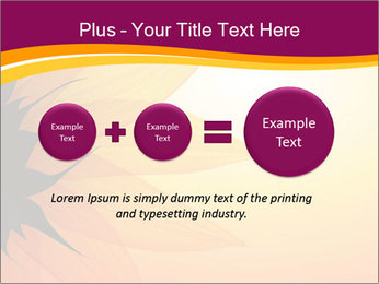Sunflower PowerPoint Templates - Slide 75