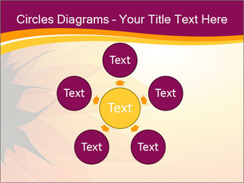 Sunflower PowerPoint Template - Slide 78