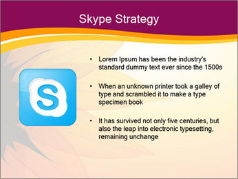 Sunflower PowerPoint Template - Slide 8