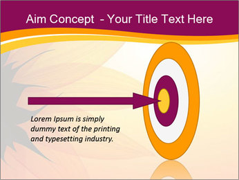 Sunflower PowerPoint Template - Slide 83