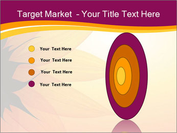 Sunflower PowerPoint Template - Slide 84