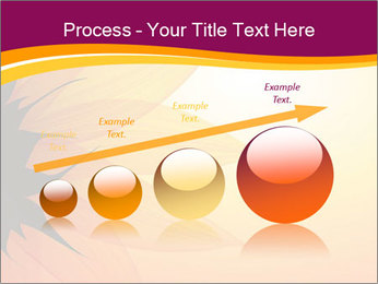 Sunflower PowerPoint Template - Slide 87