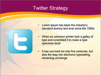 Sunflower PowerPoint Template - Slide 9