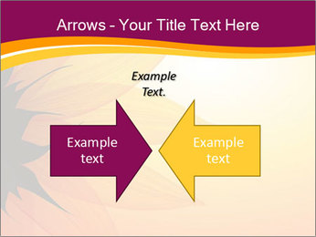 Sunflower PowerPoint Templates - Slide 90