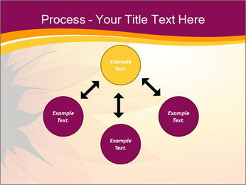 Sunflower PowerPoint Template - Slide 91