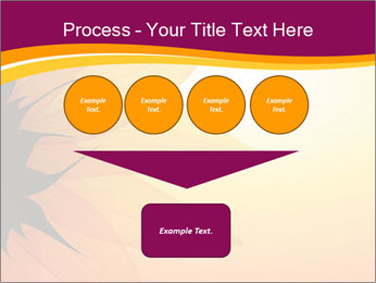 Sunflower PowerPoint Template - Slide 93