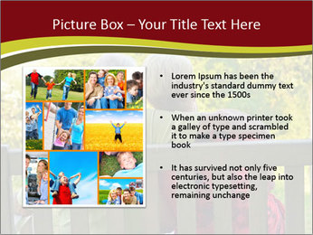 Retired couple PowerPoint Template - Slide 13