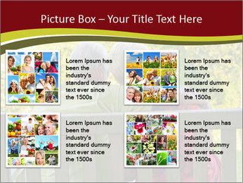 Retired couple PowerPoint Templates - Slide 14