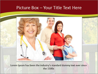 Retired couple PowerPoint Template - Slide 15